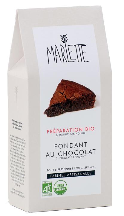 Préparation bio Marlette