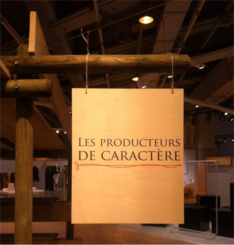 Les producteurs de caractère - Who's Next Paris 2013