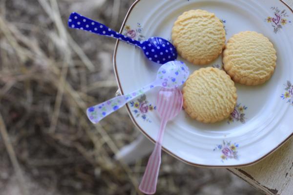 Shortbread Biscuits Sablés