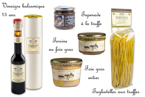Coffret Gourmand Balsamique Luxe